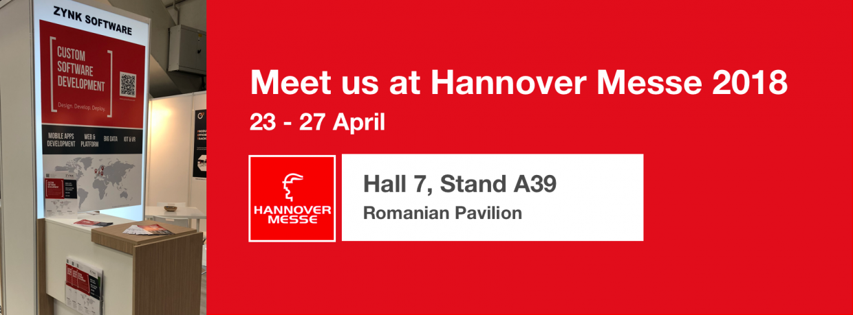 zynk at hannover messe 2018