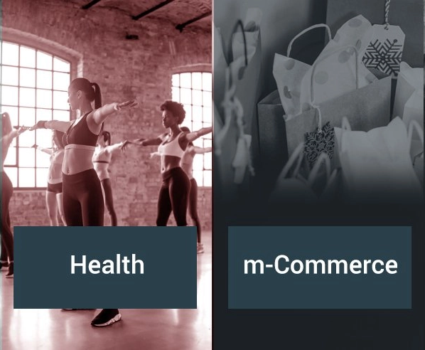 Big data consulting experience in the health and m-commerce sectors.