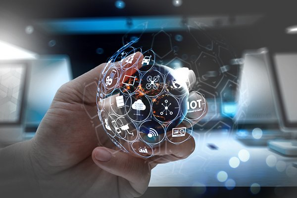 IoT services: custom IoT solutions.