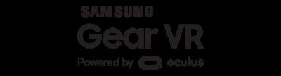 Samsung Gear logo.